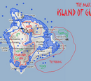 Island of Giants/Site B!