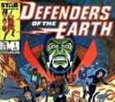 Defenders of the Earth Vol 1 1