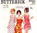 Butterick 4023 A