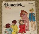 Butterick 5988 A