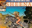Sheena Vol 1 2