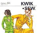 Kwik Sew 431