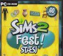 The Sims 2:Fest! Stæsj