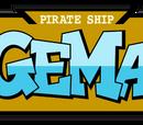 Pirate Ship Higemaru