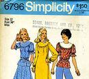 Simplicity 6796