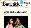 Butterick 6998 A