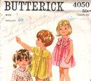 Butterick 4050 A