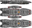 Armageddon Class Light Battlestar