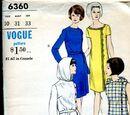 Vogue 6360 A
