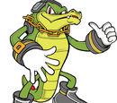 Vector the Crocodile (Pre-Super Genesis Wave)