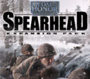 Misiones de Medal of Honor: Allied Assault: Spearhead