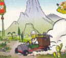 4133395 Adventurers Mini Comic Book 3