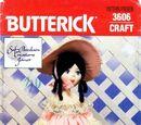 Butterick 3606