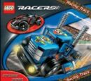 LEGO Racers Racing Track - Activity Book with Stickers