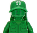 Green Army Man (Medic)