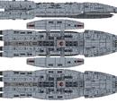 Avenger Class Battlestar