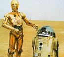 Droidi podle příslušnosti