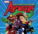 Avengers: Earth's Mightiest Heroes Vol 3 1/Images