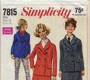 Simplicity 7815