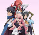 The Familiar of Zero (anime)