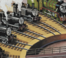 The Foreign Engines