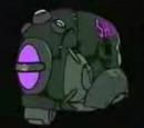 Sizz-Lorr's Ship