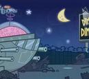 Mark Chang's Spaceship