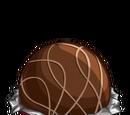 Giant Chocolate Heart