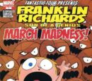 Franklin Richards: March Madness Vol 1 1/Images