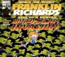 Franklin Richards: Not-so-Secret Invasion Vol 1 1