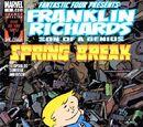 Franklin Richards: Spring Break Vol 1 1/Images