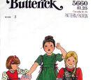 Butterick 5660 A