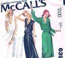 McCall's 6390 A