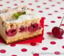 Cake with Sour Cherries