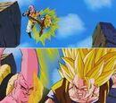 Video game moveset suggestions: Goku Super Saiyan Jin 3