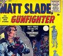 Matt Slade, Gunfighter Vol 1 2/Images