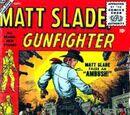 Matt Slade, Gunfighter Vol 1 3/Images