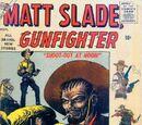 Matt Slade, Gunfighter Vol 1 4/Images