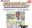 Franklin Richards: Franklin's Birthday! Vol 1 1/Images