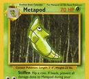 Metapod (Base Set TCG)