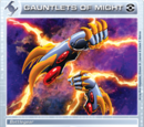 Gauntlets of Might