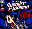 Wonder Woman Vol 1 607