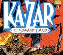 Ka-Zar of the Savage Land Vol 1 1/Images