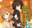 Toaru Majutsu no Index Light Novel Volume 12