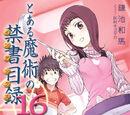 Toaru Majutsu no Index Light Novel Volume 16
