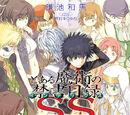 Toaru Majutsu no Index Light Novel Volume SS