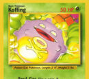 Koffing (Base Set TCG)