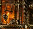 Rebel's Secret Factory