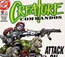 Creature Commandos/Covers