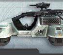 Vehicles of Battlefield 2142: Northern Strike